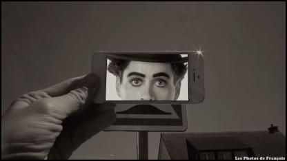Françoi Dourlen - Charlie Chaplin