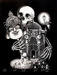 12 - Skull