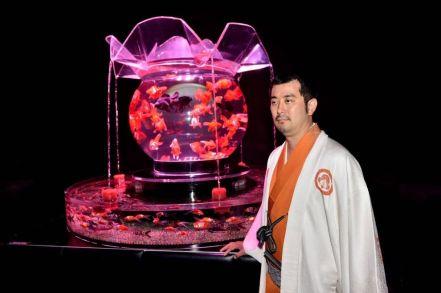 33 - Hidetomo Kimura - Art Aquarium