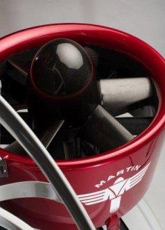 11 - Martin Jetpack - Turbina