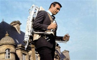 21 - Martin Jetpack - James Bond 01